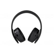 Наушники Sony PlayStation Gold Wireless Headset Black