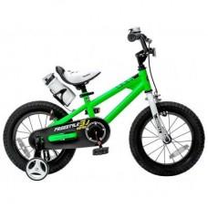 Велосипед Royal Baby FREESTYLE 12, зеленый (RB12B-6-GRN)