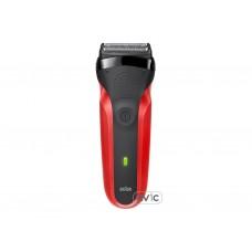 Электробритва Braun Series 3 300s Red