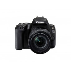 Фотоаппарат Canon EOS 200D kit (18-55mm) EF-S IS STM black