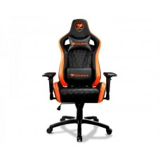 Кресло игровое Cougar Armor S Black-Orange