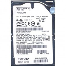 HDD Hitachi (HGST) 2.5 PATA 80GB (HEJ421080G9AT00)
