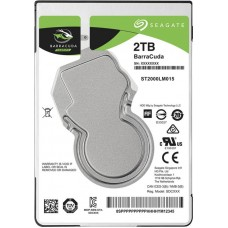HDD 2.5 SATA 2.0TB Seagate BarraCuda 5400rpm 128MB (ST2000LM015)
