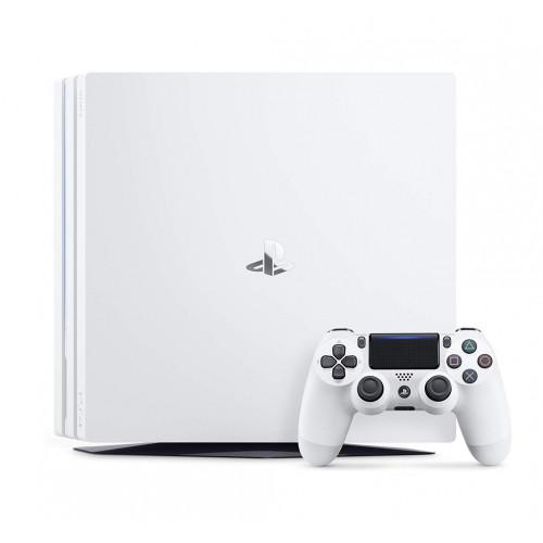 Игровая приставка Sony PlayStation 4 Pro (PS4 Pro) 1TB Limited Edition White