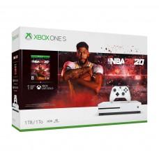 Игровая приставка Microsoft Xbox One S 1TB + NBA 20