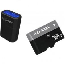 Карта памяти ADATA 16GB microSD class 10 UHS-I (AUSDH16GUICL10-RM3BKBL)