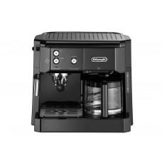 Комбинированная кофеварка Delonghi BCO 411.B BCO411.B
