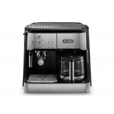 Комбинированная кофеварка Delonghi BCO421.S