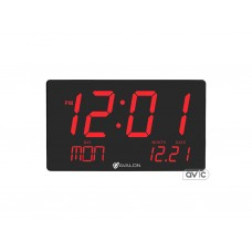 Настольные часы Avalon Oversized (A1LEDCLOCK) Black