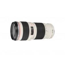 Длиннофокусный объектив Canon EF 70-200mm f/4L IS USM