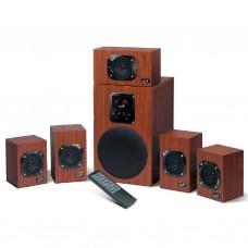 Акустическая система Genius SW-HF5.1 4800 Wood (31731048100)