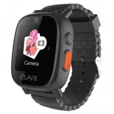 Детские смарт-часы с GPS/LBS/WIFI трекером Elari FixiTime 3 Black (ELFIT3BLK)