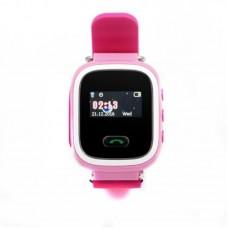 Детские смарт-часы GoGPS ME К11 Розовый (К11РЗ)
