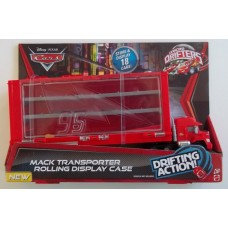 Disney Pixar CARS (Тачки) MACK TRANSPORTER-ROLLING DISPLAY CASE