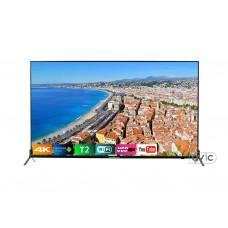 Телевизор Bravis ELED-65Q5000 Smart + T2 Black
