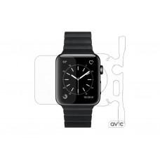 Защитная пленка для Apple Watch 40мм 0,15мм