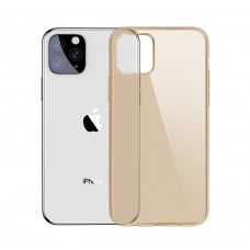 Чехол для Apple iPhone 11 Pro Max Gold Baseus Simple