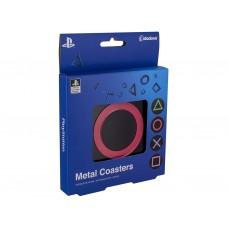 Набор подставок PlayStation Metal Coaster (PP4134PS)