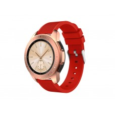 Ремешок Soft Sport Silicone для Samsung Galaxy Watch 42mm (Red)