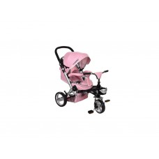Детский трехколесный велосипед Turbo Trike M AL3645-10 Pink