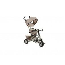 Велосипед детский трехколесный Turbo Trike M 3206A Бежевый