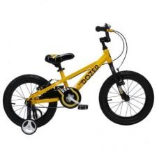 Велосипед Royal Baby BULL DOZER 16, желтый (RB16-23-YEL)