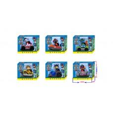 Герои Paw Patrol A-Toys с машинкой 6 видов (HT17495)
