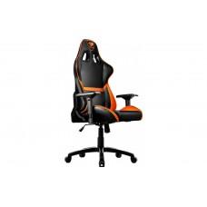 Кресло игровое Cougar Armor One Black/Orange