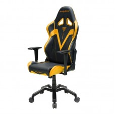 Кресло игровое DXRAcer Valkyrie OH/VB03/NA Black/Yellow
