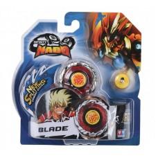 Волчок Auldey BeyBlade Infinity Nado Стандарт Fiery Blade с устройством запуска (YW624302)