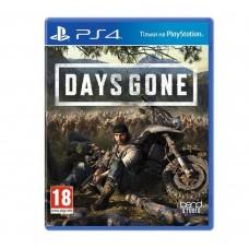 Игра для PS4 Days Gone