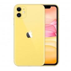 Смартфон Apple iPhone 11 128GB Dual Sim Yellow (MWNC2)