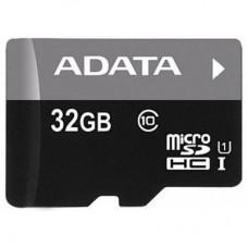 Карта памяти ADATA 32GB microSD class 10 UHS-I (AUSDH32GUICL10)