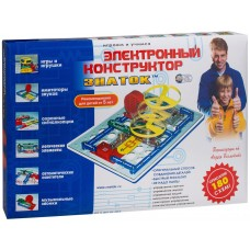 Конструктор Знаток 180 схем (REW-K003)