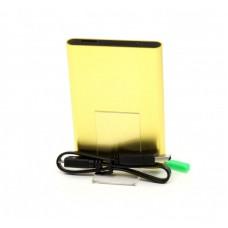 Внешний карман ProLogix SATA HDD 2.5, USB 3.0, Gold (BS-U23F)