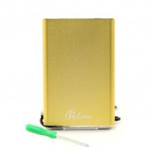 Внешний карман ProLogix SATA HDD 2.5, USB 2.0, Gold (BS-U25F)