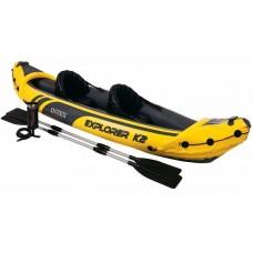 Надувная лодка INTEX Explorer K2 Sport (68307)