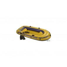 Надувная лодка INTEX Challenger 3 Set (INTEX-68370)