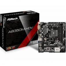 Материнская плата ASRock AB350M-HDV