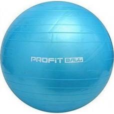Мяч для фитнеса PROFI M0275-4 (Light Blue)
