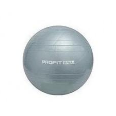 Мяч для фитнеса PROFI M0275-1 (Grey)