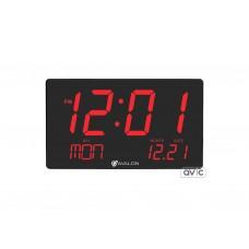 Настольные часы Avalon Oversized (A1LEDCLOCK) Black
