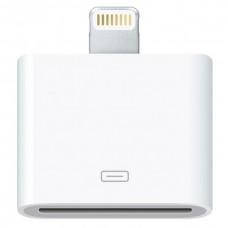 Apple Переходник Lightning to 30-pin Adapter (MD823)