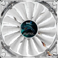 Вентилятор Aerocool Shark Fan Great White LED Retail 120мм