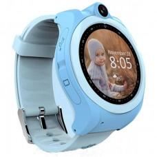 Детские смарт-часы GoGPS ME К19 Синий (К19СН)