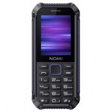 Мобильный телефон Nomi i245 X-Treme Black-Blue