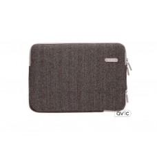Сумка WIWU Woolen Sleeve MacBook 15 Brown
