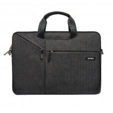 Сумка для MacBook 13,3 Gent Brief Case Black
