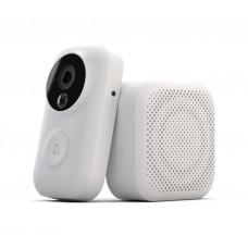 Видеозвонок Xiaomi Zero Smart Doorbell White (FJ01MLTZ)
