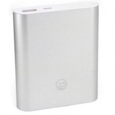 Power Bank EXTRADIGITAL ED-86 Silver 10400mAh 1*USB 5V/1.0A (PBU3424)